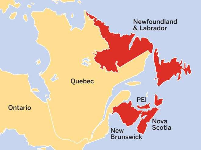 Trudeau S Sunny Ways And Atlantic Canada Acadiensis