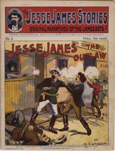 Dime novels were thought to contribute to the boy problem